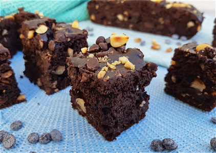 Foto Brownies & bananenkoek